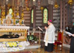 Domani a San Gabriele la Veglia Mariana dei giovani